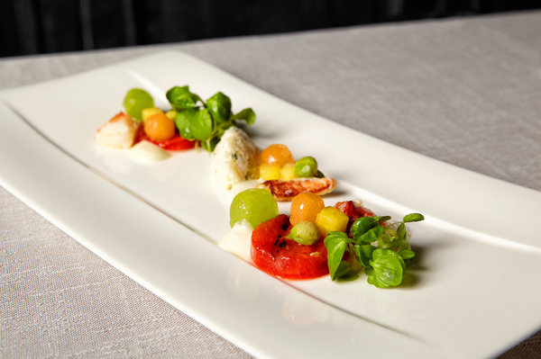 Cain_Tomato Salad